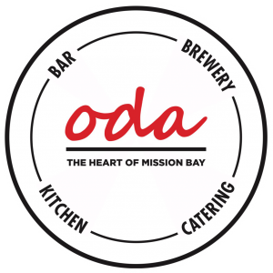 Logo Oda Restaurant - Brewery - Catering